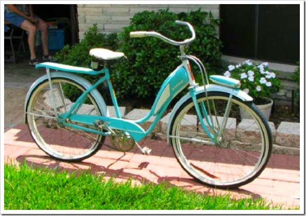 50's girls bike