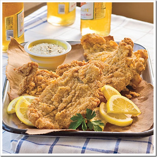 Southern Living Recipe Classic Fried Catfish