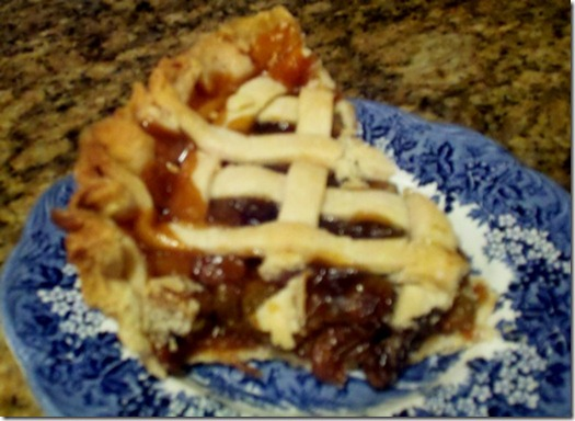 Jan CAN Cook: Old Fashioned Raisin Pie