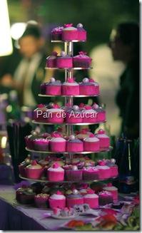 Foto cupcakes boda