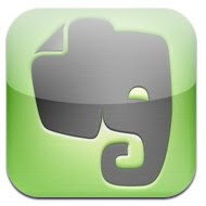 Evernote pour tablette Android
