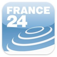 Télécharger l'application France 24 pour iPad
