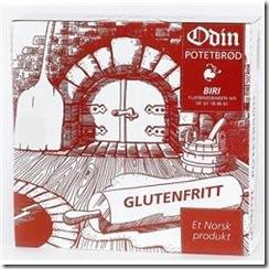 odin glutenfritt potetbrød