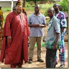 Pastor Mensah