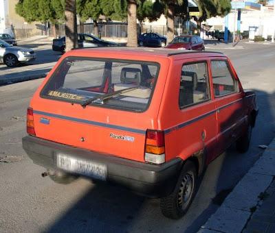 Image of Fiat Panda 750