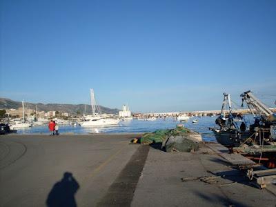 Image of Banchina nel porto