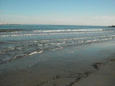 Image of Onde sulla spiaggia
