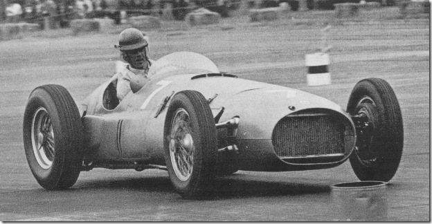 F1DataBase - Peter Walker, BRM - Grã-Bretanha 1951
