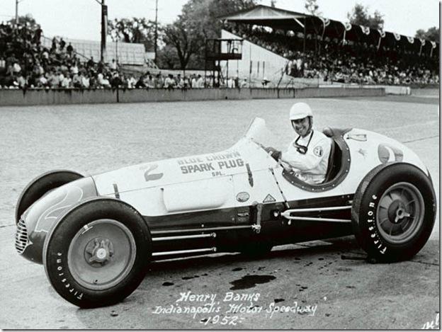 F1DataBase - Henry Banks, Lindsey Hopkins - Indianápolis 1952