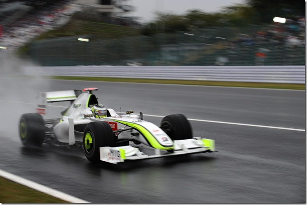 F1DataBase - Jenson Button, Brawn - Japão 2009