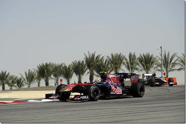 F1DataBase - Jaime Alguersuari, Toro Rosso - Bahrein 2010