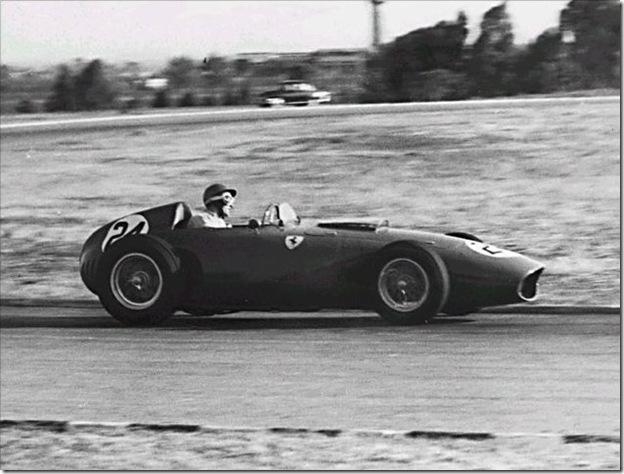 F1DataBase - Cliff Allison, Ferrari - Argentina 1960