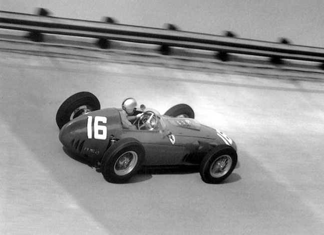 1960 Monza (Willy Mairesse, Ferrari D246)