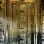 Khmer style false door at Thommanon, Siem Reap, Cambodia http://www.Devata.org
