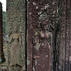 Bayon 1987 The Bayon Goddesses Devata of King Jayavarman VII