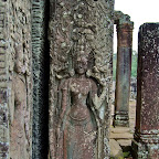 Bayon 1988 The Bayon Goddesses Devata of King Jayavarman VII