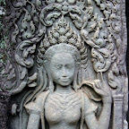 Bayon 2024 The Bayon Goddesses Devata of King Jayavarman VII
