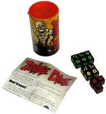 «Zombie Dice» как есть