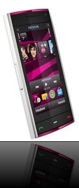 Nokia X6 mobile