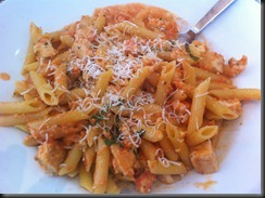 Naples Ristorante e Pizzeria Penne Con Pollo 033111