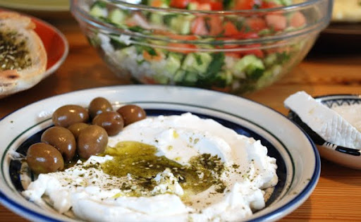 labneh, greek yogurt