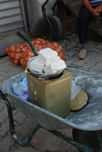 White cheese, Macedonia