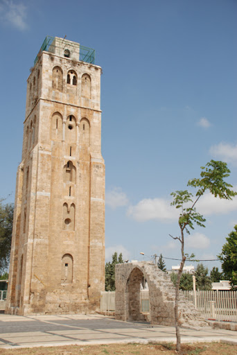white tower ramle