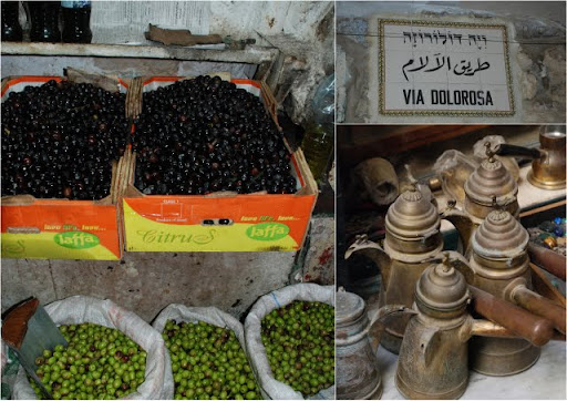 olives, old city jerusalem