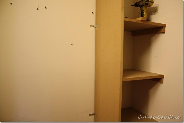 Closet Organizer MDF 2