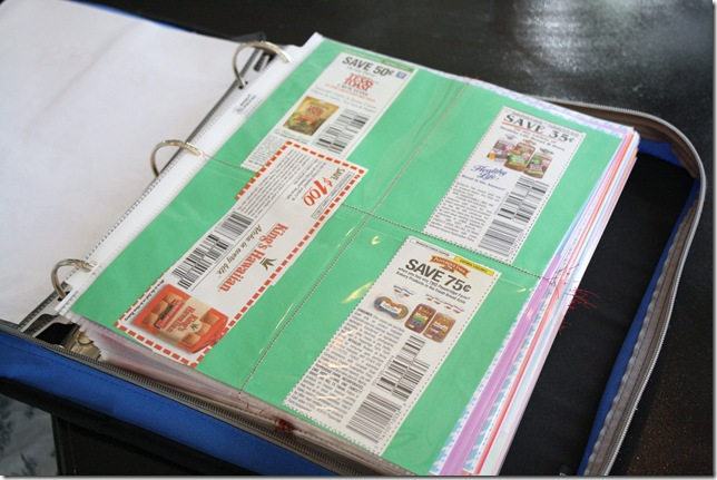 Coupon Binder (6)