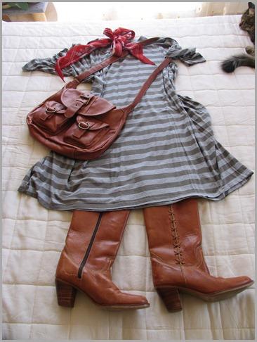 outfitsanon striped tunic 057