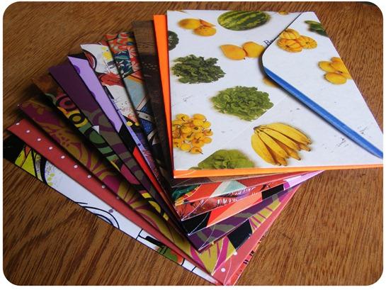 Envelopes artesanais