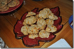 Garlic Cheese Biscuits 002