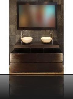 Idée déco salle de bain zen