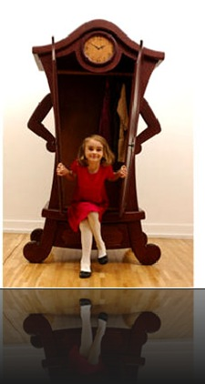 """idée déco chambre d'enfant """"Alice au pays des merveille"""""""