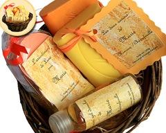 Idée cadeau fête des mères coffret-savons