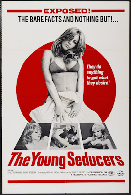The Young Seducers 2 (Blutjunge Verführerinnen 2) (1972, Switzerland) movie poster