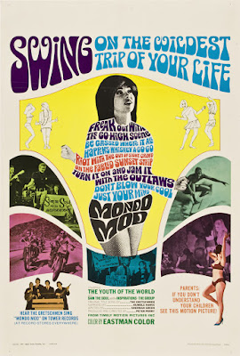 Mondo Mod (1967, USA) movie poster