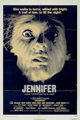 Jennifer (1978, USA) movie poster