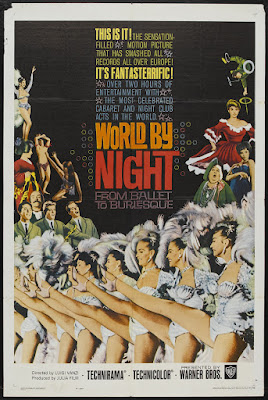 World by Night (Il mondo di notte) (1959, Italy) movie poster