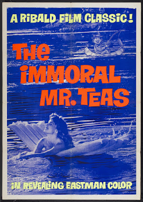 The Immoral Mr. Teas (1959, USA) movie poster