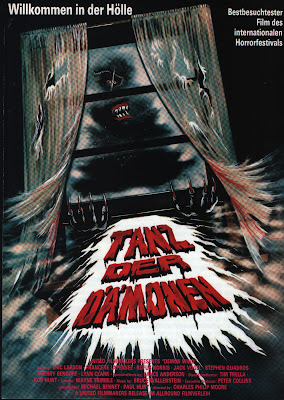 Demon Wind (1990, USA) movie poster