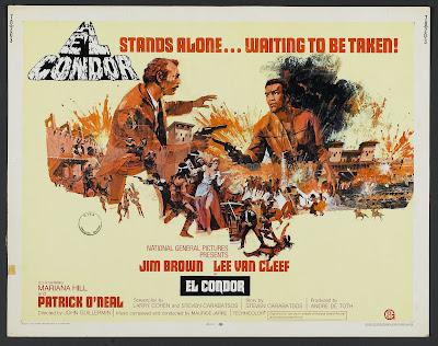 El Condor (1970, USA) movie poster