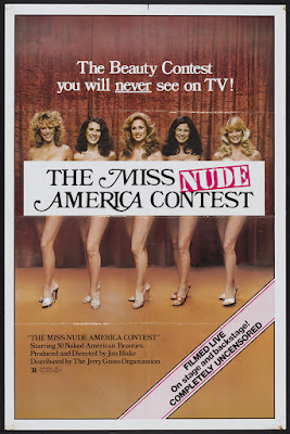 Miss Nude America Contest (1976, USA) movie poster