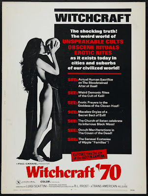 Witchcraft '70 (Angeli bianchi... angeli neri / White Angels... Black Angels) (1970, Italy) movie poster