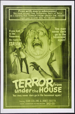 After Jenny Died (aka Revenge, aka Terror from Under the House) (1971, UK) movie poster