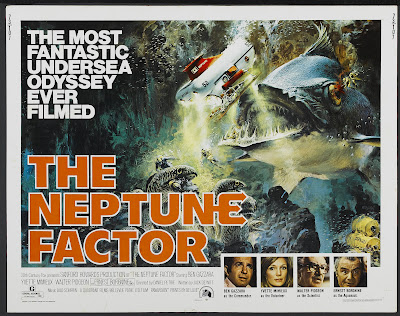 The Neptune Factor (1973, Canada) movie poster