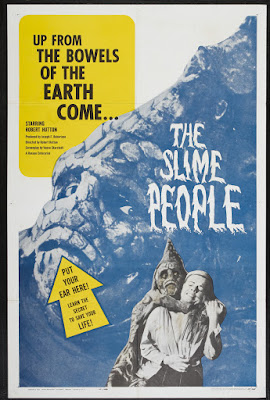 The Slime People (1963, USA) movie poster