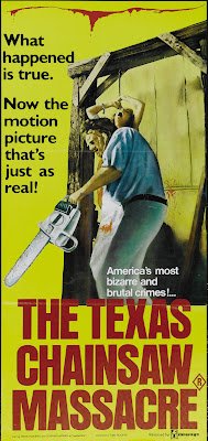 The Texas Chainsaw Massacre (1974, USA) movie poster