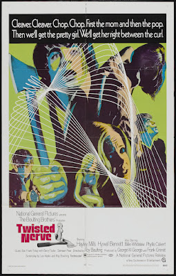 Twisted Nerve (1968, UK) movie poster